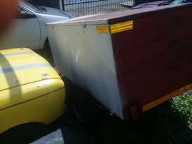 Trailer for sale interior good condition exterior needs attention