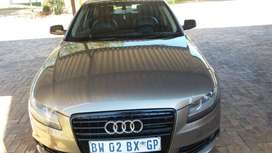I am selling Audi A4 1.8 Engine, still fresh and all document intact.