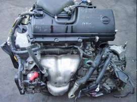 USED NISSANENGINES  MICRA 1.4L 16V CR14  FOR SALE