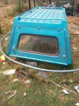Ford courier canopy lwb