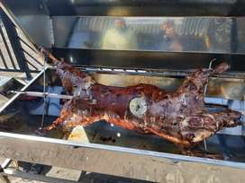 GAS SPIT BRAAI FOR HIRE