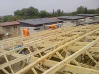 Image of All your carpentry work, Roofs ceilings. Doors. Floors . Etc