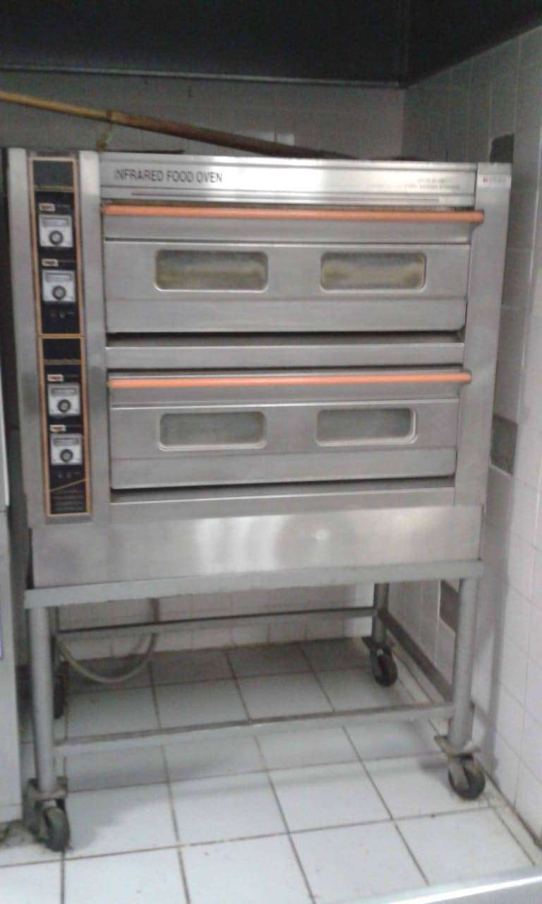 Infra Red Food oven 0