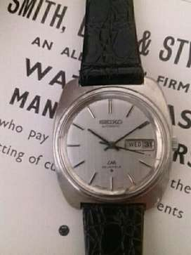 Seiko Lord Matic Gents watch- circa 1960s