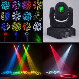 LED Moving Head/Gobo 30 Watt