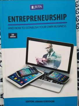 Entrepreneurship: and how to start your own business