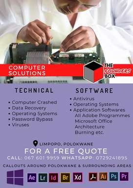 Computer Repairs and services