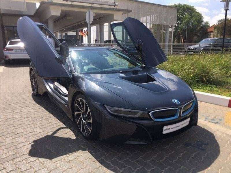 2017 BMW i8 eDrive Coupe For Sale 0