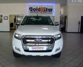 2017 Ford Ranger 3.2 TDCI XLT Double Cab