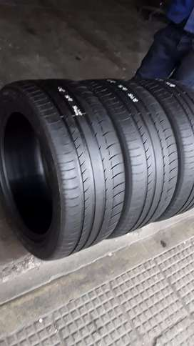 4×275/45/20 michelin tyres