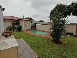 A house for sale in randfontein R740,000