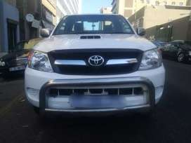 Toyota Hilux 3.0 Rider 2006 for SELL