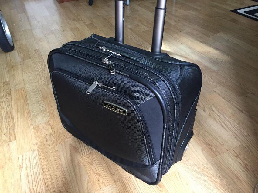 Pilotní kufr / kabinové zavazadlo 0