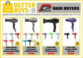 Parlux Hairdryers at wholesale prices, brand new, other brands availab