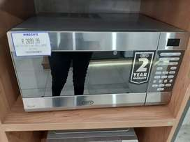 Defy 34 liter microwave with grill