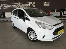 2016 Ford BMax 1.0 EcoBoost Ambiente Manual White 95 600Km