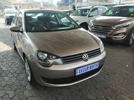 2014 Volkswagen Polo Vivo 1,4 engine capacity