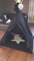 Namiot TIPI 1.20x1.20 wys. ok. 180 cm NOWY