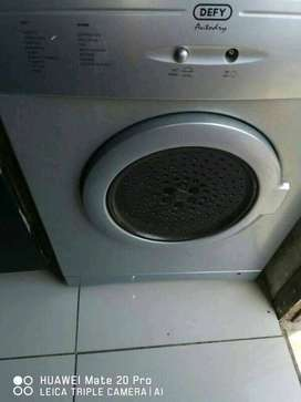 Faulty Tumble dryer for sale