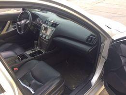 Руль airbag торпеда климат монитор салон пластик салона ToyotaCamry 40