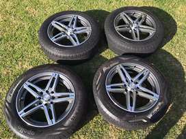 "15"" Rims and tyres"