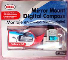 Цифровой автомобильный компас Bell 29001-8