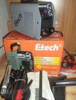 Сварочный инвертор (сварка) Etech MMA 320