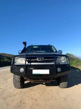 Toyita Fortuner 3LD4D 4X4 For sale