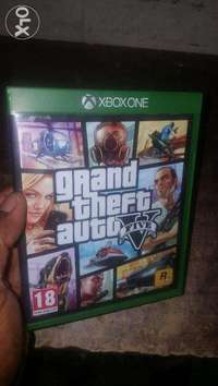 GTA V for Xbox one used 0
