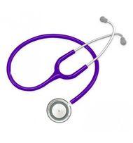 Stetoskop Internistyczny SPIRIT CK-S601PF Purpurowy
