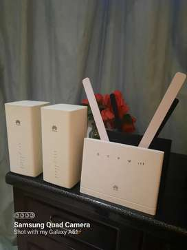 Various 4G and 5G LTE WiFi Routers For Any Simcard or Network