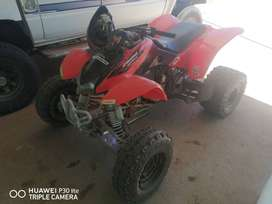 400cc Honda trx sportrax quad  bike