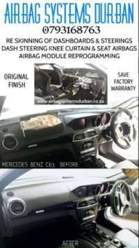 Image of Airbag & Dashboard