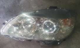 Mercedes Benz w204 headlight