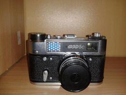 Фотоаппарат ФЭД 5с Новый