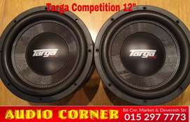 """Targa Subs Competition Series 12"""""""