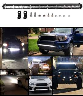 LED Light Bar 49cm Ultra Slim Design 9~60V DC 54W. Brand New Products.