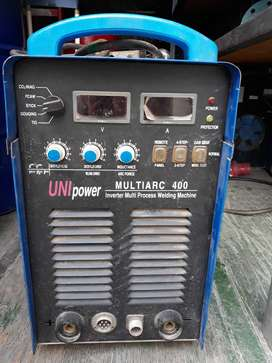 Unipower Multiarc 400 Welding Machine