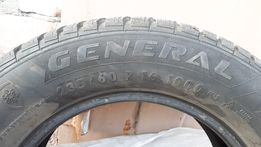 Шины зимние GENERAL 235/60/r16