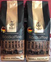 """Кофе в зёрнах """"Mr.Rich Tierra Premium """" 1кг. (Тиерра). Германия."""