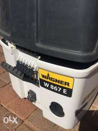 Wagner spraygun for sale  South Africa