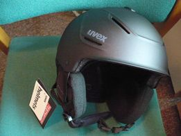 Nowy kask narty snowboard UVEX rozm. 52-55