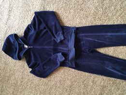 Велюровый спортивный костюм Juicy Couture