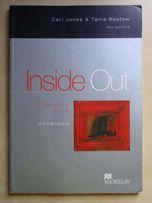 Inside Out - Advanced - komplet książek do nauki j. angielskiego