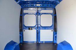Ford Transit Custom -ZABUDOWA DO BUSA- Podłoga, sklejka 9 lub 12mm