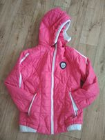 Курточка осень-весна на девочку 10-11лет