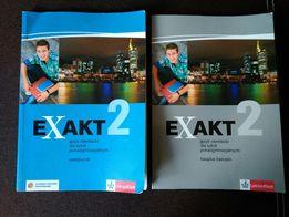 Exakt 2 podręcznik i ćwiczenia
