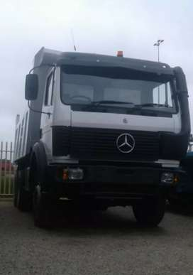 Benz Power liner Tipper truck