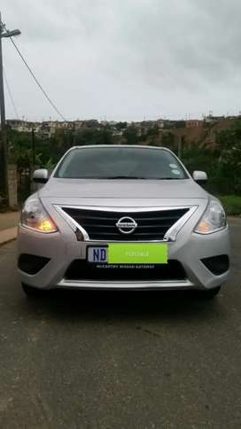 2017 Nissan Almera 1.5 Accenta for sale
