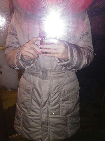 Зимняя курточка пальто 50 размер новая серая Конотоп - изображение 6